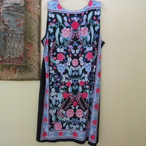 Charter Club Floral Dress Plus size 2X